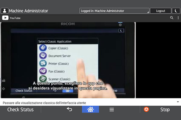 Raccolta di video tutorial